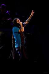 Alborosie (Alberto D'Ascola) (*SevePhoto*) Tags: italy rome festival nikon italia severino concerto jamaica nikkor reggae ritratti ritratto lazio notturno lexar 2014 seve nital eutropia alborosie d3100 sevejah sevephoto
