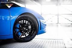 IMG_1353-Edit (George.Bucur) Tags: blue baby canon photoshoot wheels spyder lamborghini gallardo 6d 50l vorsteiner