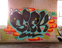siek-abandoned-baltimore2014 (SIEKONE.ID) Tags: art abandoned graffiti baltimore crew graff kts gak bmore dst siek flyid pfecrew
