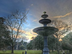 Tattnall Square Park - Macon, Georgia