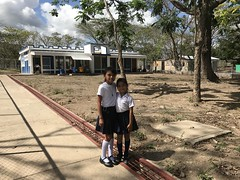 Education in Nicaragua (Global Partnership for Education - GPE) Tags: earlychildhoodcareandeducation students gpe educationinnicaragua globalpartnershipforeducation girlseducation younggirls schoolbuilding nicaragua