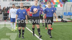 Jove Español-Callosa (2-0) Fotos: J. A. Soler