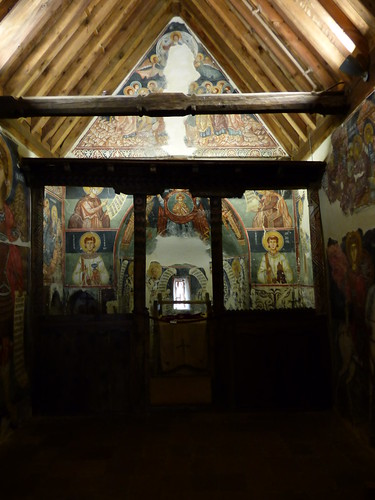 Pedoulas - Church of Archangelos Michail, interior (9)