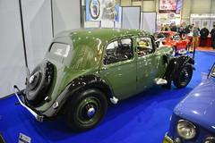 DSC_0103 (azu250) Tags: reims beurs oldtimer classic car show france citroen 7c 1935