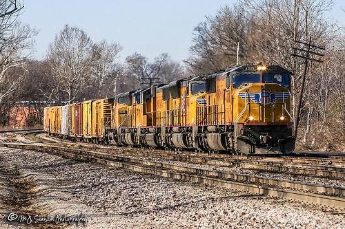 UP 4305 | EMD SD70M | NS Memphis District