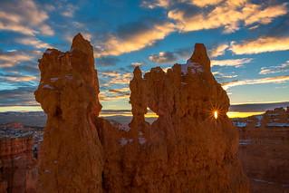 Good Morning Bryce Canyon - 6722