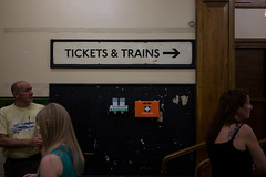 Tickets and Trains