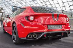 AMI Leipzig 2014 - Ferrari FF (www.nbfotos.de) Tags: auto car ferrari leipzig ami messe ff automobil automesse automobilmesse automobilinternational