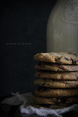 cookies035 (la cerise sur le gteau) Tags: food cooking cookies cake breakfast dessert photography baking milk yummy sweet chocolate tasty delicious patisserie pastry brunch organic chocolat gouter petitdej