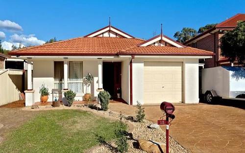 15 Flemming Grove, Bungarribee NSW 2767