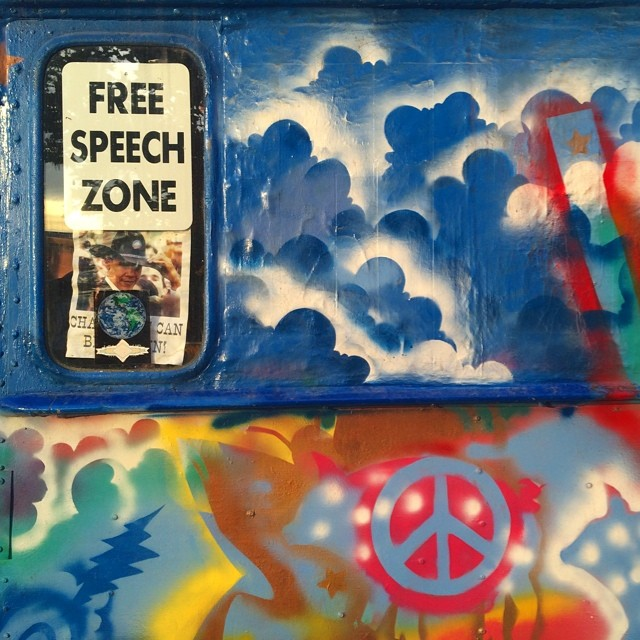 Free Speech Bus