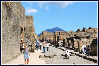 Pompeji heute