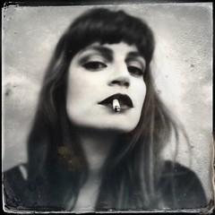 Su (Braca Nadezdic) Tags: portrait blackandwhite bw iphone hipsta