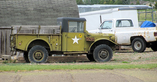 Old Power Wagon