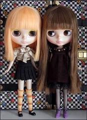 Geri and Paisley