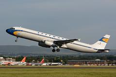 D-AIDV-EDI100714 (MarkP51) Tags: edinburgh aircraft aviation retro airbus lufthansa edi a321 egph daidv