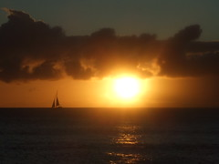 Sailboat at sunset in Hawaii (karissa6pk) Tags: hawaiiphotos
