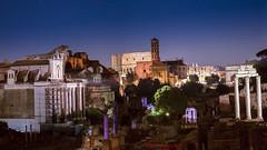 Roman forum (Alberto_Giangiacomo) Tags: city italy rome roma europe italia cities