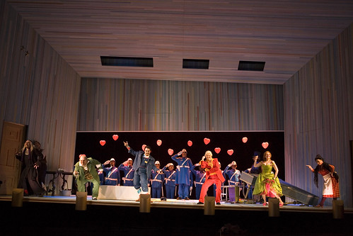 How to Stage an Opera: Escape from Il barbiere di Siviglia