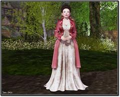 Lady Of The Flowers (Tiana Omizu) Tags: truth league cain slink junbug thesugargarden lumae