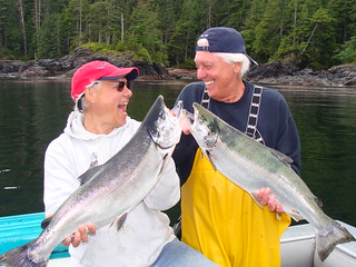 Alaska Salmon Fishing Lodge - Luxury 39