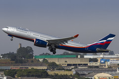 VP-BLX (rcspotting) Tags: russia gru aeroflot a330200 avgeek sbgr vpblx rcspotting