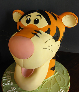 Tiggr Cake med