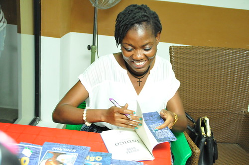 BOOK READING BY MOLARA WOOD