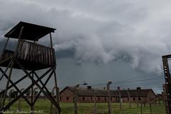 Auschwitz II - Barracks under storm I (Xavier Fa) Tags: auschwitz auswich tamron1750 canon70d