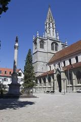 Constance est une ville d'Allemagne, située dans le sud du Land de Bade-Wurtemberg. (Nouhailler) Tags: germany deutschland allemagne konstanz constance