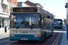 Arriva North West 2246 X246HJA (Northern156) Tags: west carr pointer north lane dennis dart southport 46 arriva slf plaxton 2246 x246hja