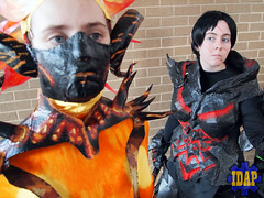 P7122918 (IDAPhotography at Thee-Gartisan Works) Tags: cosplay connecticut ct convention hartford connecticon 2014 ctcon skyrim ctcon2014