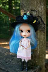 Blythe a Day 27 July 2014 -  Mad Hatters Tea Party
