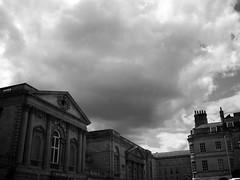 Roman Baths (lkeogan89) Tags: uk summer sun white black architecture bath roman baths
