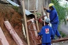 Plano de Conteno de Encostas em Salvador (Fotos GOVBA) Tags: de do foto o salvador marca plano camila em visita incio tcnica conteno encostas souzagovba