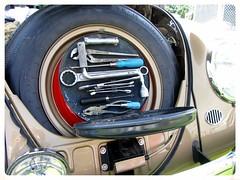 Rare ! (v8dub) Tags: auto old classic car vw bug volkswagen automobile beetle automotive voiture tools cox oldtimer oldcar oldcars collector käfer coccinelle kever fusca aircooled wagen pkw klassik outils maggiolino werkzeuge hazet worldcars