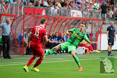"DFL BL14 FC Twente Enschede vs. Borussia Moenchengladbach (Vorbereitungsspiel) 02.08.2014 078.jpg • <a style=""font-size:0.8em;"" href=""http://www.flickr.com/photos/64442770@N03/14827679534/"" target=""_blank"">View on Flickr</a>"