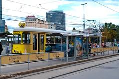 Vienne, Wien, Vienna (Graffyc Foto) Tags: vienna wien station austria nikon foto d c tram center ring 300 osterreich zentrum tramway vienne autriche 2014 1755 schwedenplatz graffyc