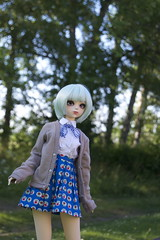 Mary M. (tuppi(   ` )) Tags: ball doll alice bjd jointed bluefairy