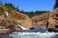 Beautiful Upper Gorge (Northwest Rafting Company) Tags: washington rafting kayaking whitesalmon