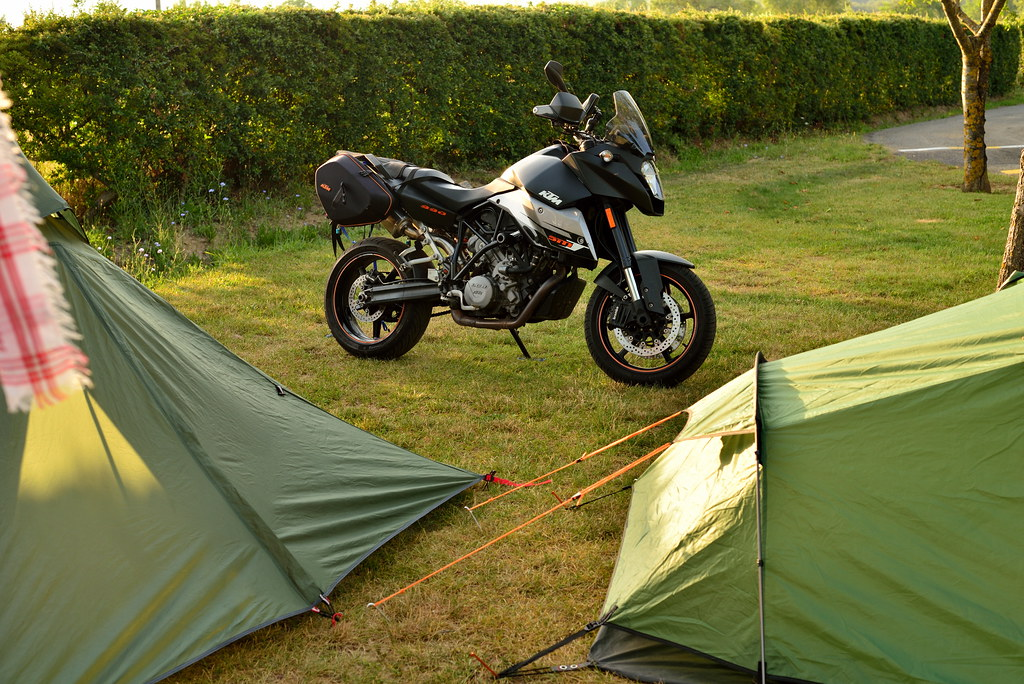 Spain Bike Trip_146 (jjay69) Tags c&ing c& outdoors transport tent supermoto ktm motorbike & The Worldu0027s Best Photos of ktm990smt and supermoto - Flickr Hive Mind