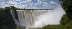 What a Spray! (MrBlackSun) Tags: river nikon falls spray zimbabwe victoriafalls zambezi vicfalls d600 zambeziriver nikond600