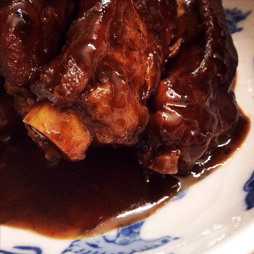 chinese, pork, recipe, spareribs, wuxi, Wuxi Spareribs, 無錫排骨