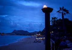 Cabo Night View (shoebox27) Tags: ocean vacation beach mexico cabo nikon baha d7000