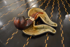 "MEERSCHAUM PIPE IN CASE. • <a style=""font-size:0.8em;"" href=""http://www.flickr.com/photos/51721355@N02/14920166762/"" target=""_blank"">View on Flickr</a>"