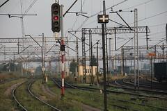 Kielce Herbskie train station 17.08.2014 (szogun000) Tags: railroad station canon tracks poland polska rail railway signals pkp kielce witokrzyskie d2961 canoneos550d canonefs18135mmf3556is kielceherbskie d29567