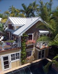 แบบบ้านสองชั้นริมทะเล