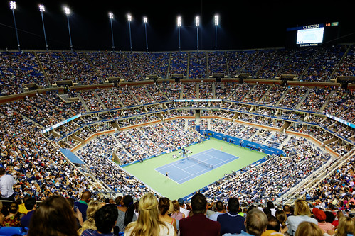US Open 2014 by Michael Vadon, on Flickr