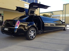 Chrysler 300C Gullwing Black (impressivelimousines) Tags: transport limo hummer limousine limousines limos hummers stretchhummers luxurytransport stretchlimousines sydneytransport stretchlimos sydneylimohire transportnsw sydneylimo impressivelimousines