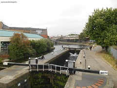 Londra #day4 - lungo il Regent's Canal (Parole in Pentola) Tags: uk london walking canal walk regentscanal londra canale passeggiata camminare